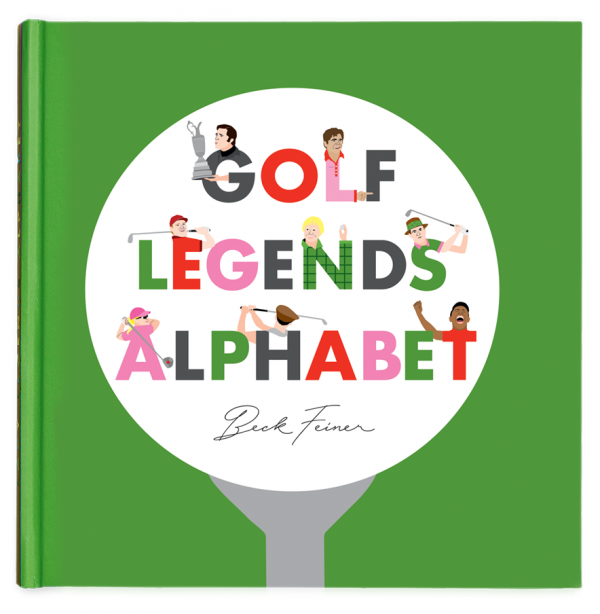 Golf Legends Alphabet Book
