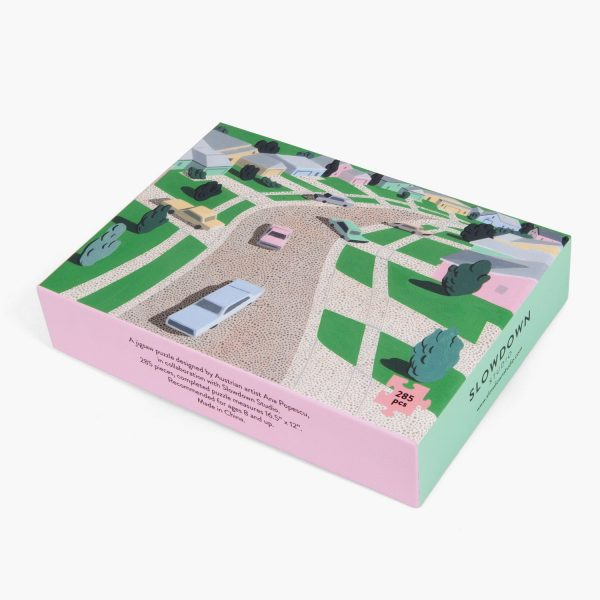 Pastel Suburbia Puzzle Package