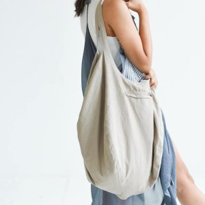 Reversible Cotton Tote