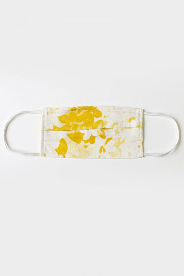Sunshine Floral Mask