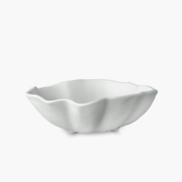 VIDA Nube Medium White Bowl Product