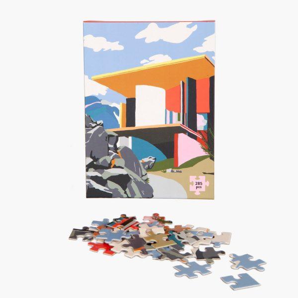 Yoro Park Puzzle