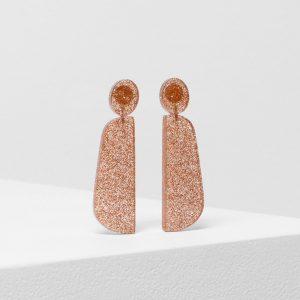 Elk the Label Copper Skara Earrings