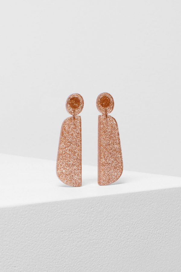 Elk the Label Copper Skara Earrings