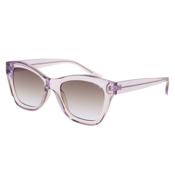 Lavendar Mila Sunglasses Side