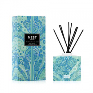 Nest Fragrances Island Rain & And Sea Glass Reed Diffuser