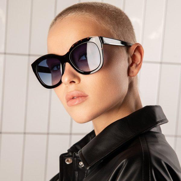 Nolita Sunglasses on Model