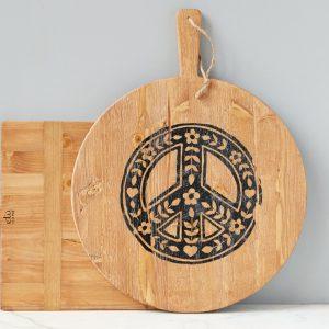 Peace Charcuterie Board