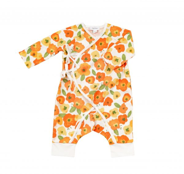 Angel Dear Poppies Coverall