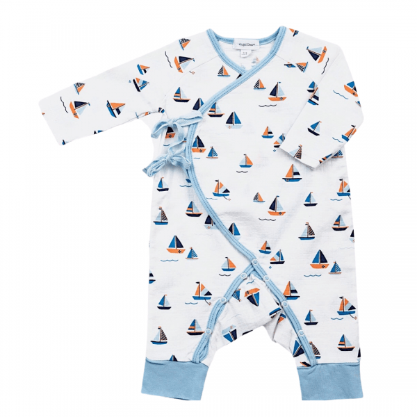 Angel Dear Simple Boats Coverall
