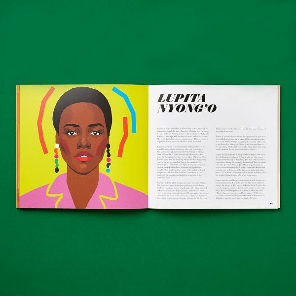 Icons - Lupita Nyong'O