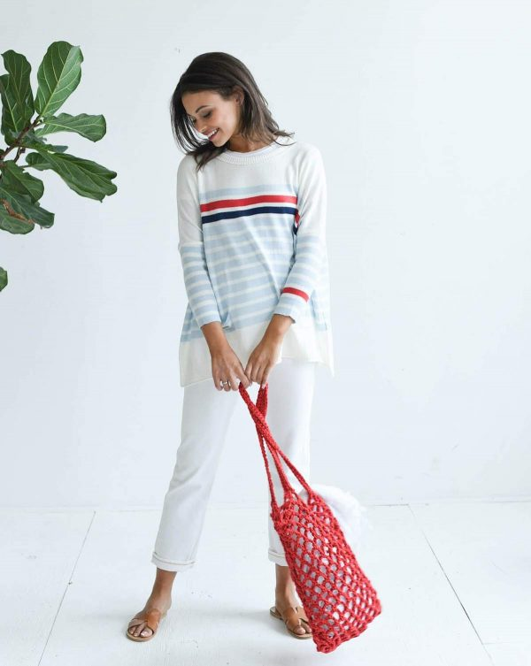 Mersea Striped Catalina Sweater