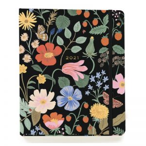 Rifle Paper Co. Strawberry Fields 17 Month Planner