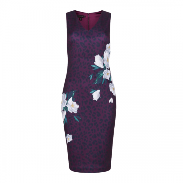 Ted Baker Toriiy Wilderness Bodycon Dress Product