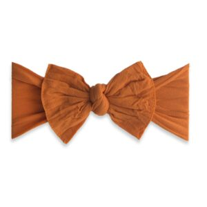 Baby Bling Pumpkin Classic Knot