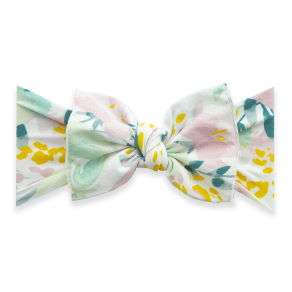 Baby Bling Sweet Pastels Classic Knot