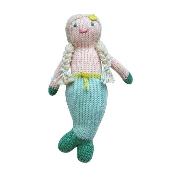 BlaBla Harmony Mermaid Rattle