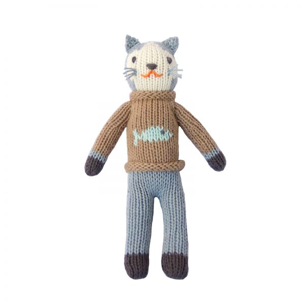 BlaBla Sardine Cat Rattle