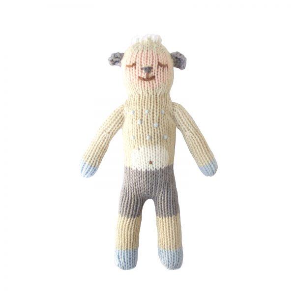 BlaBla Wooly Sheep Rattle