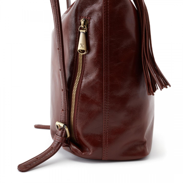 Hobo Chocolate Blaze Side Zipper