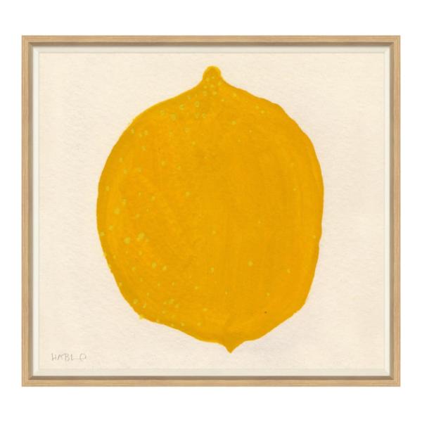 Lemon Artwork