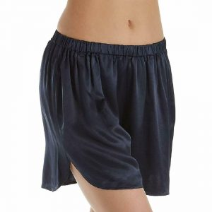 PJ Harlow Navy Sleep Shorts