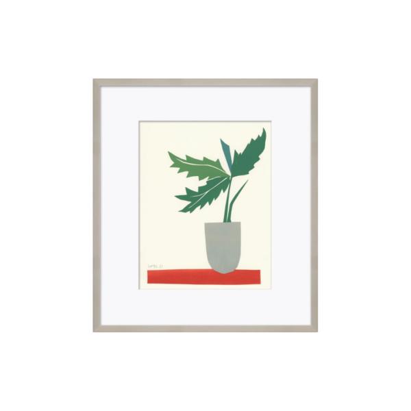 Still Life Plant Artwork