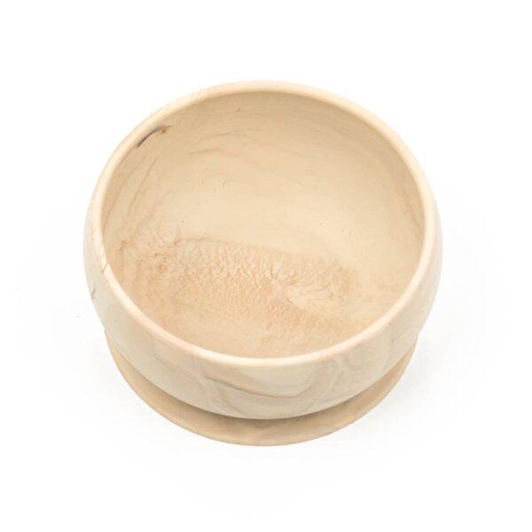 Bella Tunno Wood Suction Bowl