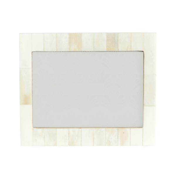 Cream Resin Frame