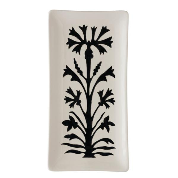 Flower Dandilion Platter