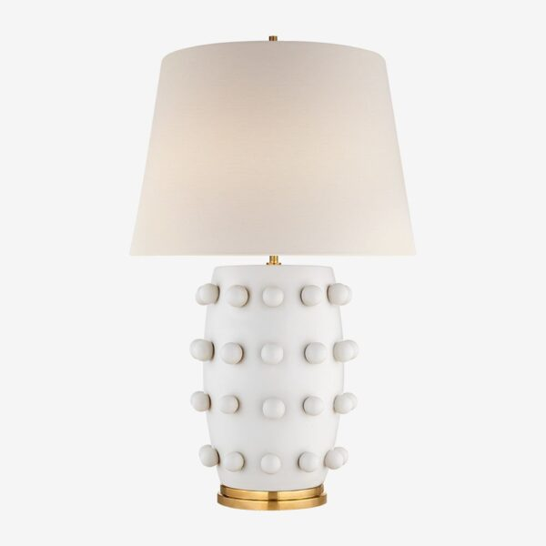 Kelly Wearstler White Linden Lamp
