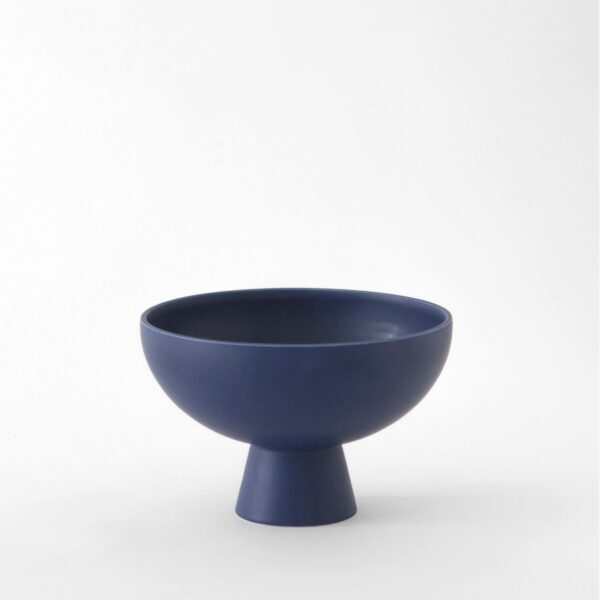 Raawii Large Blue Strom Bowl