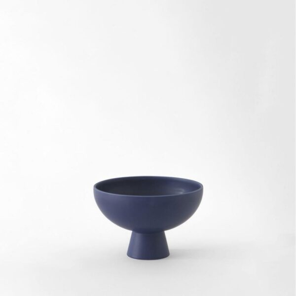 Raawii Small Blue Strom Bowl