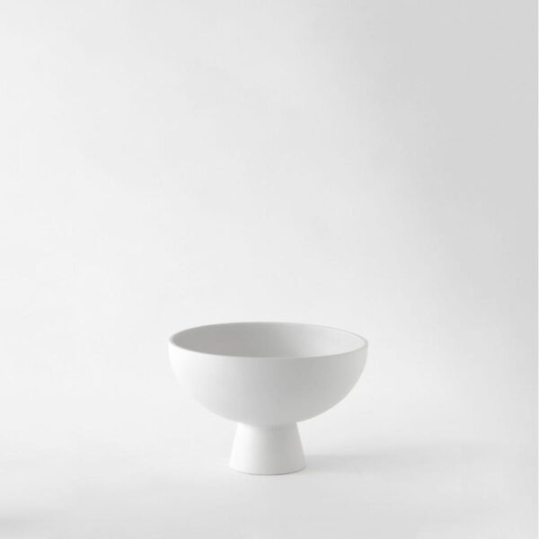 Raawii Small Vaporous Gray Strom Bowl