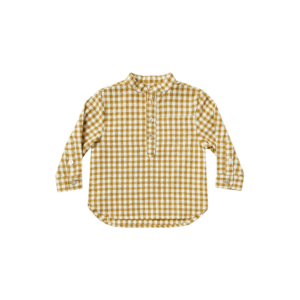 Rylee & Cru Gingham Mason Shirt
