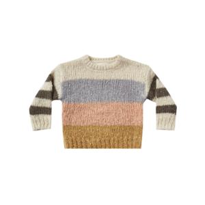 Rylee & Cru Stripe Aspen Sweater