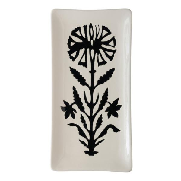 Seed Dandilion Platter