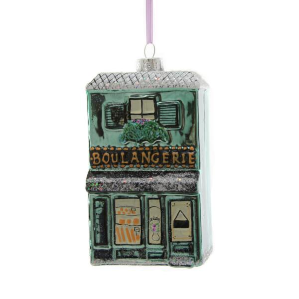 Glass Boulangerie Ornament