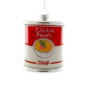 Chicken Noodle Soup Ornament