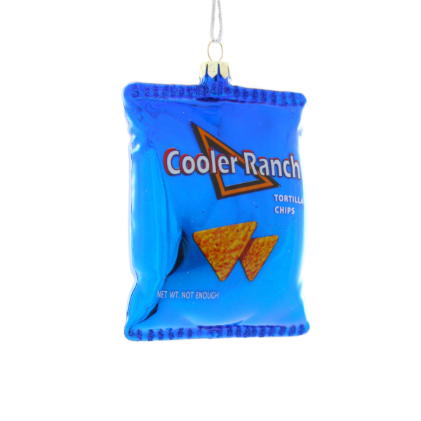 Cody Foster & Co Cooler Ranch Chips Ornament