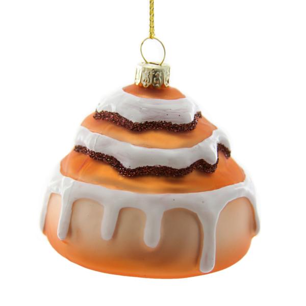 Cody Foster & Co Large Cinnamon Bun Ornament