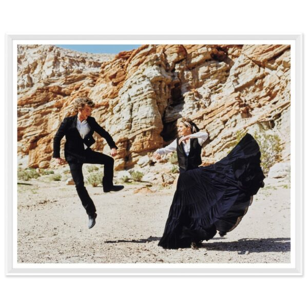 Vogue Magazine's Dancing by Arthur Elgort