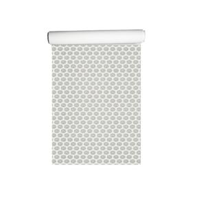 Dappled Hexagon Wallpaper