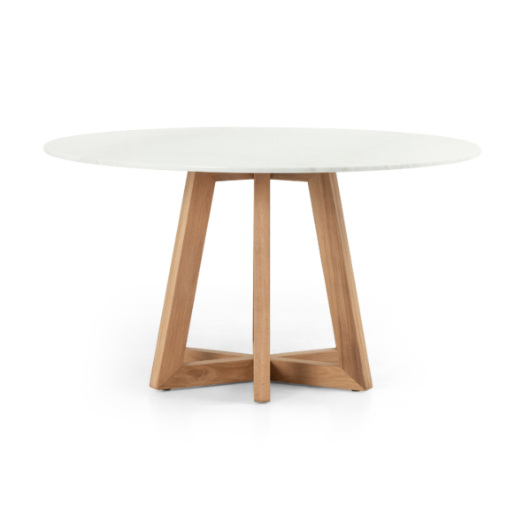 Douglas Marble Dining Table 1