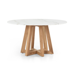 Douglas Marble Dining Table