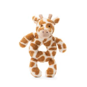 Jellycat Bashful Giraffe Rattle
