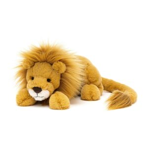 Jellycat Small Louie Lion