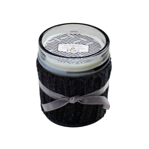 MerSea Fog Cozy Sweater Candle 1