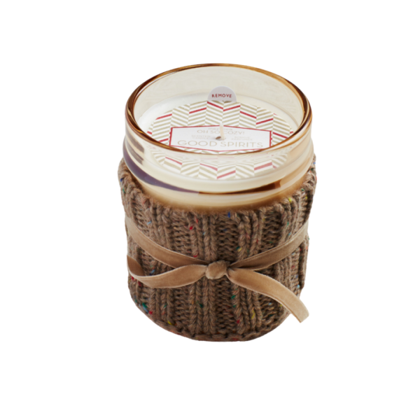MerSea Good Spirits Cozy Sweater Candle