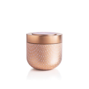 Pink Grapefruit and Prosecco Gilded Tin Candle